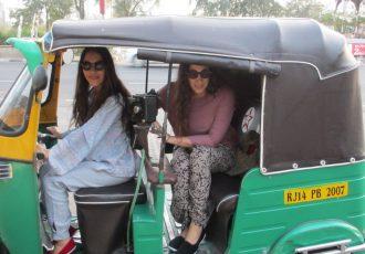 Dana+Tatiana+Jaipur+rickshaw