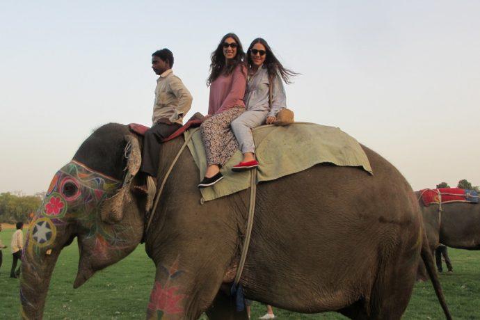 Tatiana+Dana+Jaipur+elephant