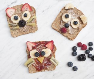 healthy toddler snack