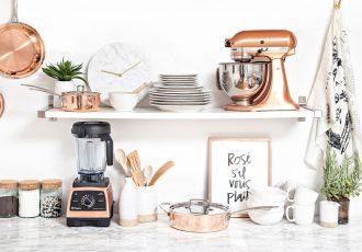 Copper Mixer