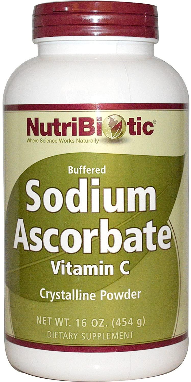 Nutri Biotic Sodium Ascorbate Vitamin C