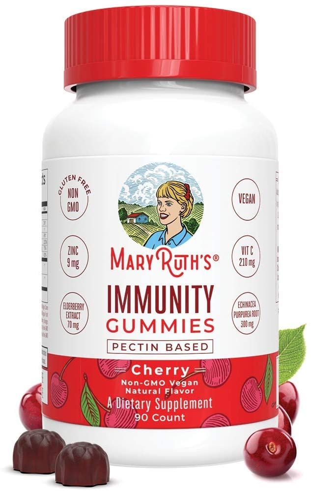 mary ruth immunity gummies
