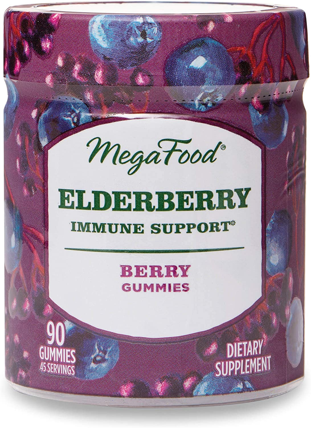 megafoods elderberry gummies